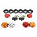 Kit Pilotos Traseros Nas Led Color
