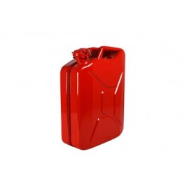 jerry can roja 20 litros