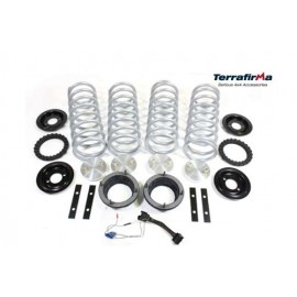P38 air to coil conversion kit (standard ride height)