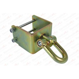 Defender Front Bumper Swivel Recovery Point