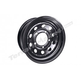Modular steel wheel (Black)