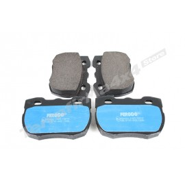 Ferodo front brake pads (solid discs) (90 / D1)
