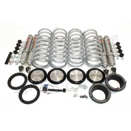 P38 air to coil conversion kit (1 inch lift includes All-Terrain Shocks)