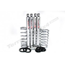 Discovery 2 air to coil conversion kit (Heavy Load, 2 inch lift includes springs and All-Terrain Shocks)