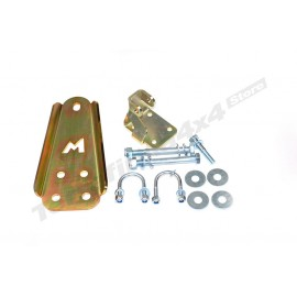 Steering damper relocation kit (D1/RRC)