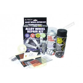 Alloy Wheel Repair Kit Black