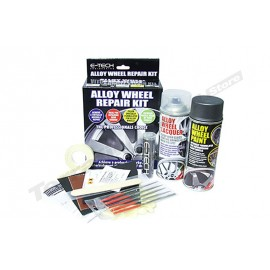 Alloy Wheel Repair Kit Technik Grey